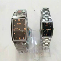 Hot sale stock quartz watch water resist 5 bar in stock wrist Watch, lady watch