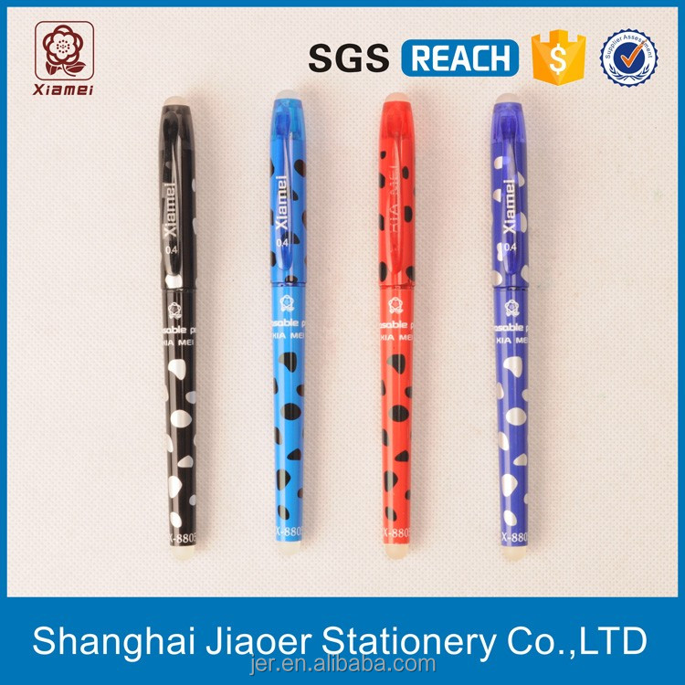 Directly from china factory four season erasable ball hotel pen(X-8805)