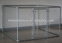 model metal dog kennels/ ANTI-CLIMB BAR SYSTEM DOG RUN PEN CAGE