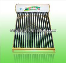 Integrated and pressure solar water heater (solar products)