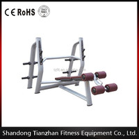 HOT SALE TZ-6043 Olympic Decline Bench / Weight Lifting Bench / Gym Strength Equipment