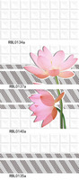 30x45cm building material flower pattern ceramic bathroom wall tiles