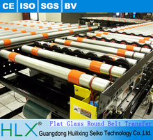 Transportation glass conveying system