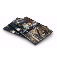 Factory wholesale 2mm 5mm camo neoprene rubber sheet fabric