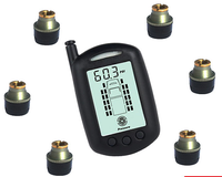 Truck TPMS match up to 22 tires made by factory