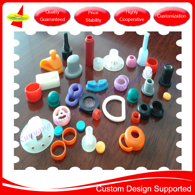 Customized Silicone Rubber Accessories