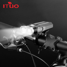 1500lm Neutral White Led rechargeable bike light set manufacture