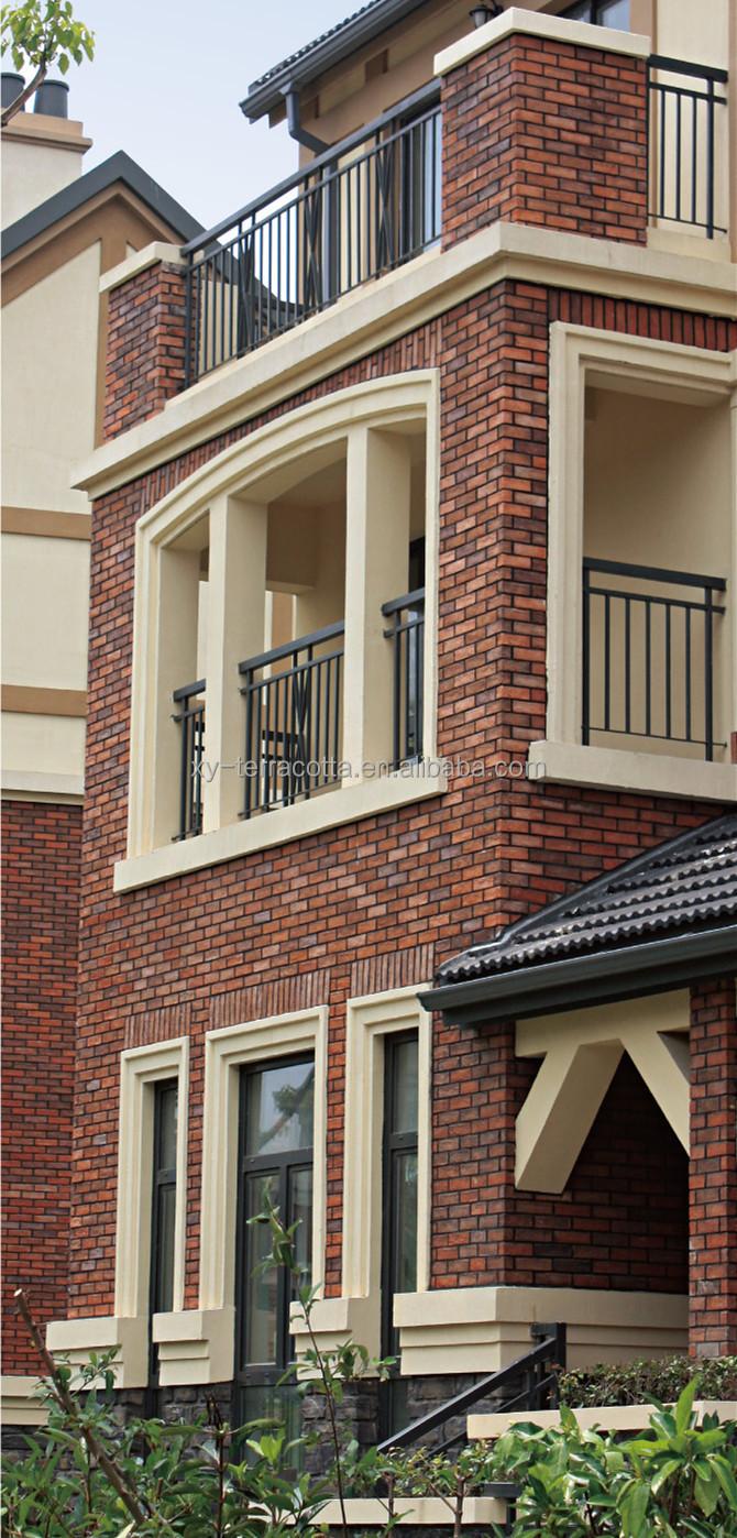 Artificial Decorate Faux Brick For Exterior Decorative