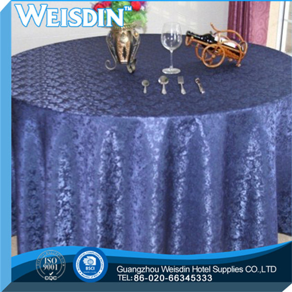100% Cotton china wholesale Dobby pure-white thin table cloth/table cover/napkin/chair cover