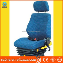 BNS comfortable hydraulic truck driver seat fabric bus seat