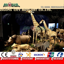 Amusement Park Animals,Elephant,Monkey,Lion,Tiger,Giraffe,all of animals is life size for sale