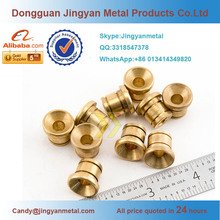 Precision Machinery Machining 3D Printer Accessories Brass Nozzle,Brass CNC Turning Mechanical Parts