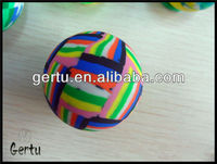 32mm mixed color HI bouncing ball