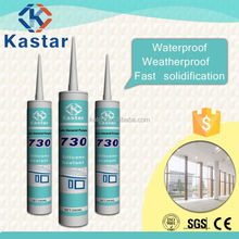 SGS weather proof silicone sealant construction material