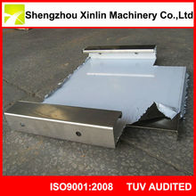 Custom Precision Stainless Steel Sheet Metal Fabrication