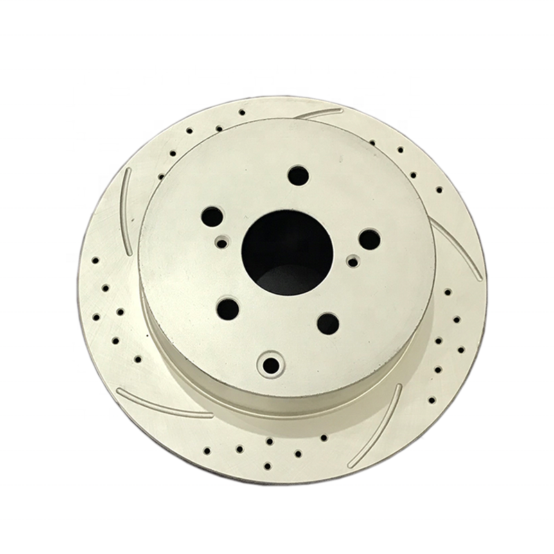 Front brake disc rotor for toyota innova