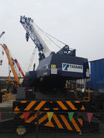 25 ton rough terrain crane with tadano kato brand ..