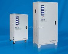 high precision full-auto ac voltage stabilizer 380v 3 phase voltage regulator