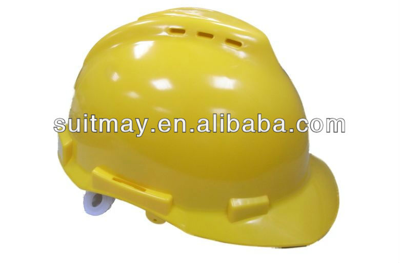 CE ANSI approved PP Hard Hat Safety Helmet