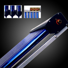 CPC concentrated Pressured good quality 18tube solar collector