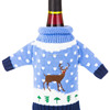Christmas Deer Bottle Jumper Gift Craft