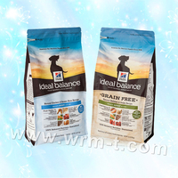 animal feed packaging bag for fodder and pet dog food packaging bag