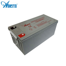 < Anern SOLAR> High quality Electric Power tools 200 AH Deep Cycle Battery, AGM VRLA Battery