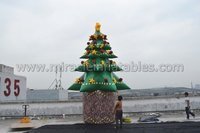 High quality inflatable Christmas tree for Christmas decoration C6034
