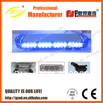 Super high intensity led mini bar for engineer vehicle