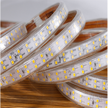 factory price good quality smd 2835 double line 180leds/m 12mm copper profile led strip light