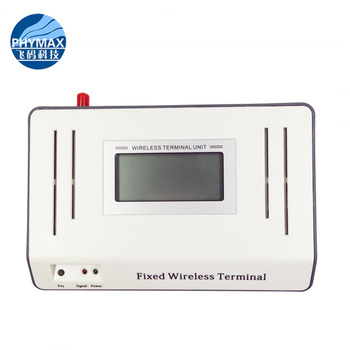 GSM900/1800MHZ Fixed Wireless Terminals LED/LCD Display Connecting Desktop Phone