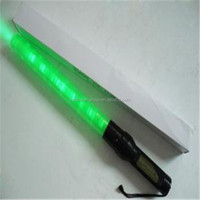 540mm Led Police Baton,battery traffic control baton