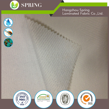 100 waterproof Terry towelling cloth for Mattress Protector