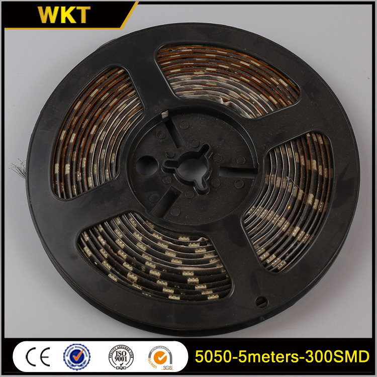 Hotnew customized 5050-5meters-300smd led strip light accessories