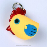 Customcartoon pvc keychain,Cartoon 3d pvc keychain,3D custom shaped keychain