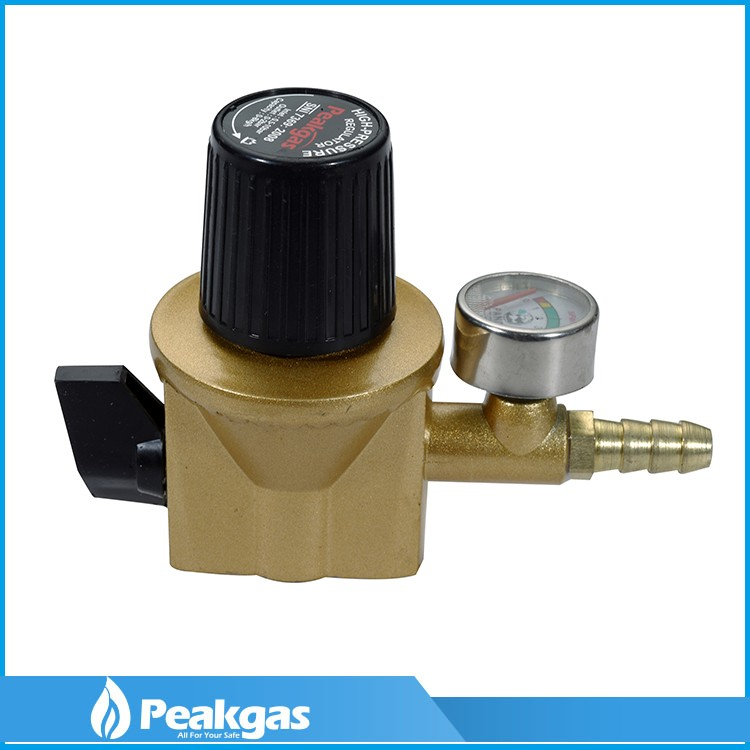 Competitive Price Good Sale Gas Pressure Regulator With Meter