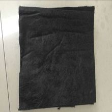 carded polyester fiber dust collector hot sale carbon fiber mat