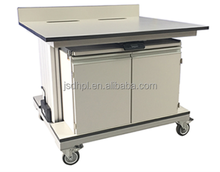 Brikley hpl high pressure phenolic resin compact laminate workstation-mobile laboratory bench, standard models