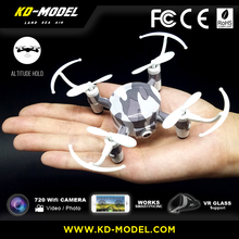 first micro quadcopter KD112 mini drone camera with high resolution