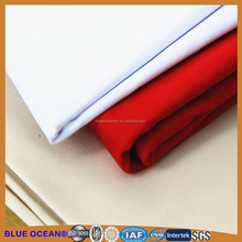 wholesale tc poplin fabric for shirting/bed sheet/pocketing