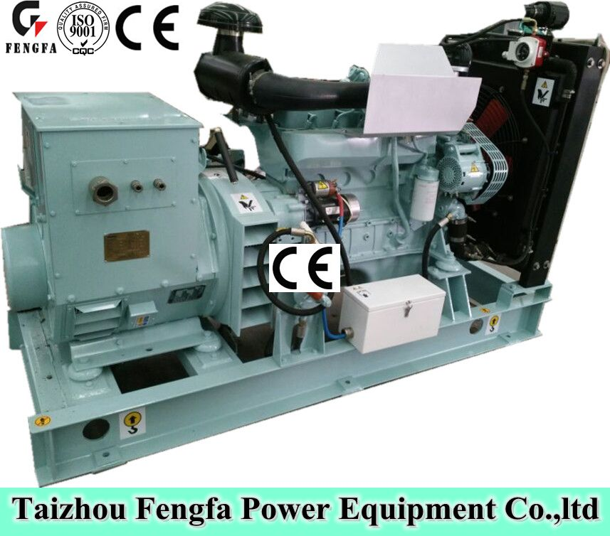 30kw-800kw Marine Diesel Generator Set Factory Price With Certificate