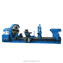 big bore heavy duty horizontal universal manual lathe machine