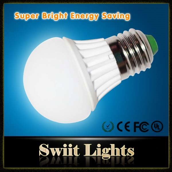 2014 Latest Developed DD3683 led bulb a19 e27 5w clear