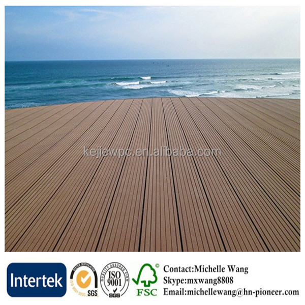Hot sale wood plastic composite wpc wood, wood plastic composite products, wood plastic composite decking