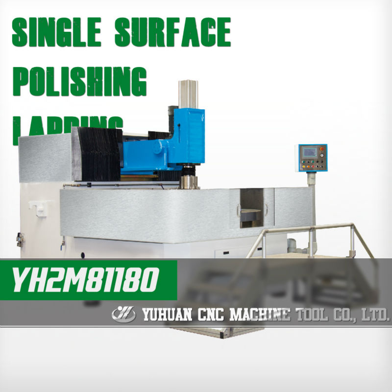 lapping machine and polishing machine manufacture for metal product