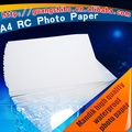 RC waterproof photo paper 4R 260gsm