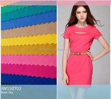 Factory sale high quality instock spring fashion dress spandex nylon fabric