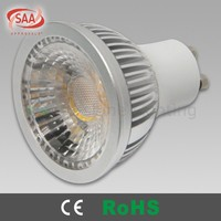 GU10 4W Pure White Lamp Bulb 100v - 240v Dicroica de led