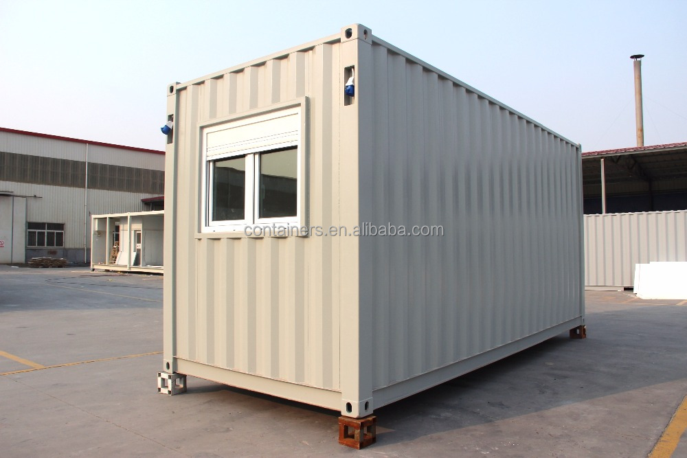 20HC container house, dorm, office, Prefab House, shipping container home