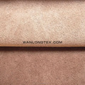 Hot Sale Weft Suede fabric With TC Backing For Sofas